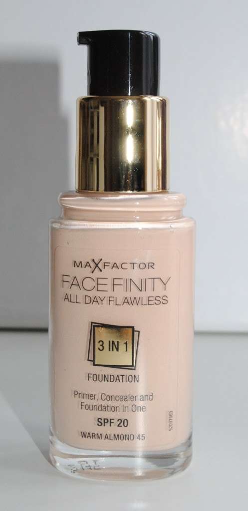 Max Factor Facefinity All Day Flawless 3-in-1 Foundation Review ...