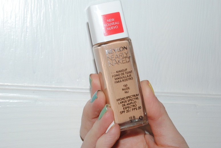 Revlon Nearly Foundation Review