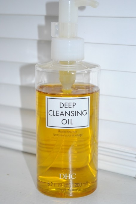 Review of DHC Deep Cleansing Oil
