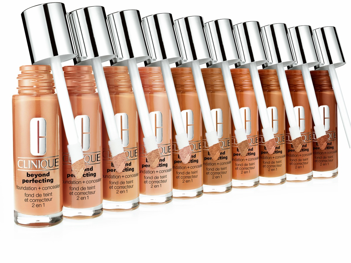 Clinique Beyond Perfecting Foundation Concealer Really Ree