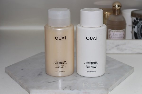 Ouai Daily Haircare Shampoo and Conditioner