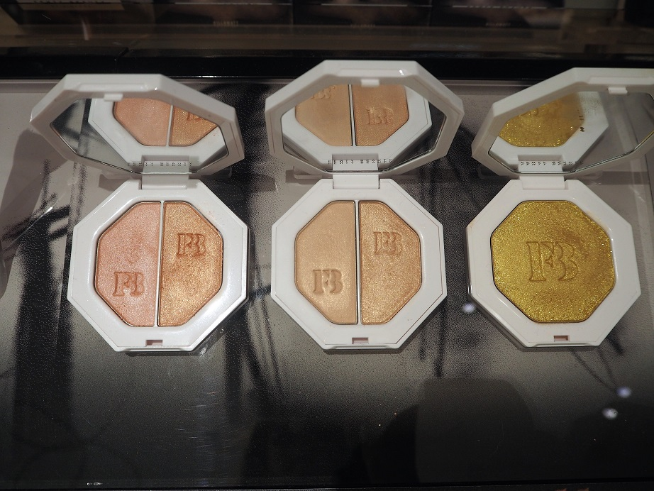 Fenty Beauty By Rihanna Makeup First Look And Swatches