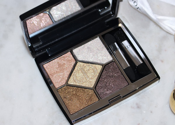 Dior Holiday 2020 Golden Snow 5 Couleurs