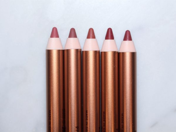 Charlotte Tilbury Lip Cheat Lip Liners 2018 Swatches