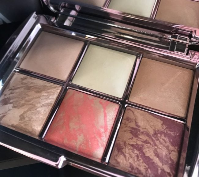 Hourglass Ambient Lighting Edit 4 Palette
