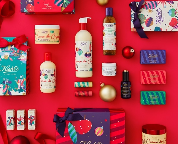Kiehls Christmas 2020 Sets Kiehl's Holiday 2019 Collection   Janine Rewell Limted Editions