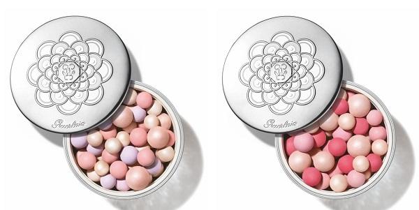 Guerlain Spring 2021 Meteorites - Pearl Glow & Pink Pearl