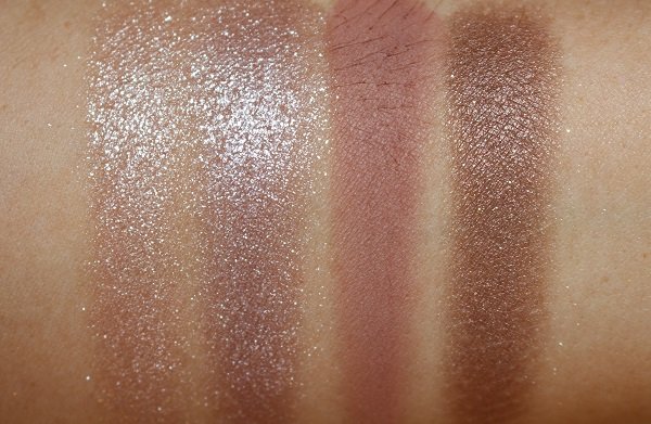 Tom Ford Meteoric Eye Color Quad Swatches