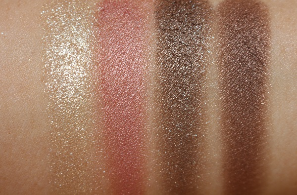 Tom Ford Visionaire Eye Color Quad Swatches