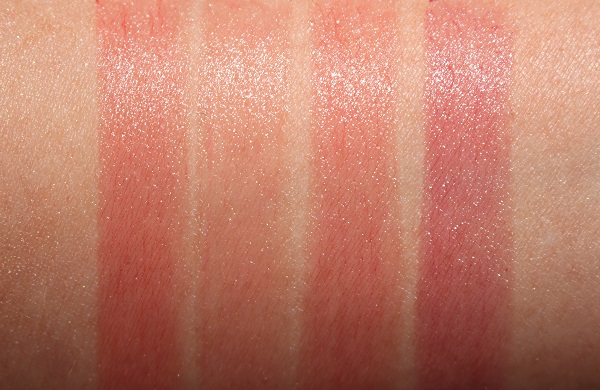 Chantecaille Summer 2020 Lip Tint Hydrating Balm Swatches