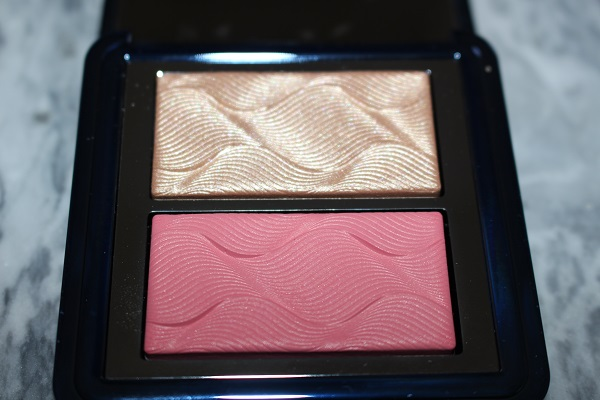 Chantecaille Radiance Chic Cheek & Highlight Duo - Rose
