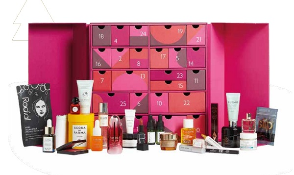 John Lewis Beauty Advent Calendar 2020