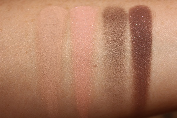 Signature Smoky Eye Brick Swatches