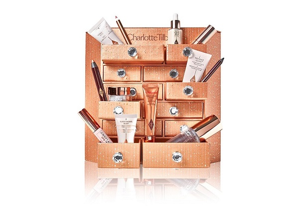 Charlotte Tilbury Advent Calendar 2020 The Bejewelled Chest of Beauty Treasures