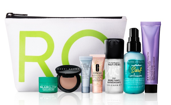 Estee Lauder Beauty Box - The ROXY Edit Exclusive Bag