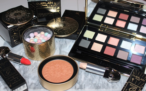 Guerlain Holiday 2020 Golden Bloom Collection
