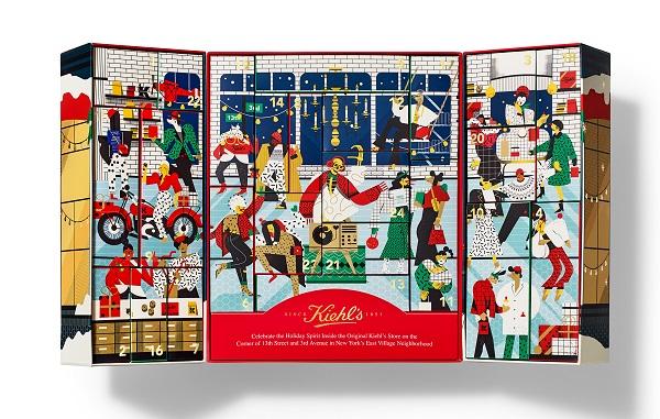 Kiehl's Advent Calendar 2020