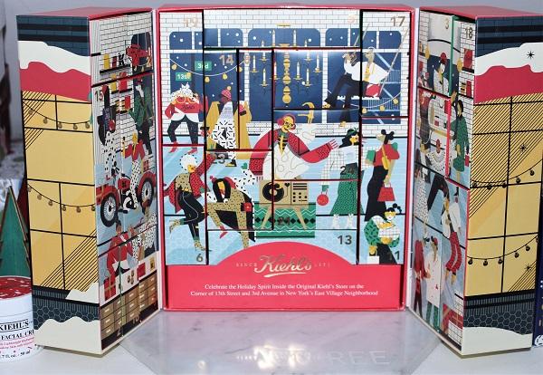 Kiehl's Holiday 2020 Advent Calendar