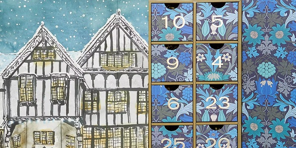 Online Christmas Calendar 2020 Liberty Advent Calendar 2020   Back in Stock ONLINE
