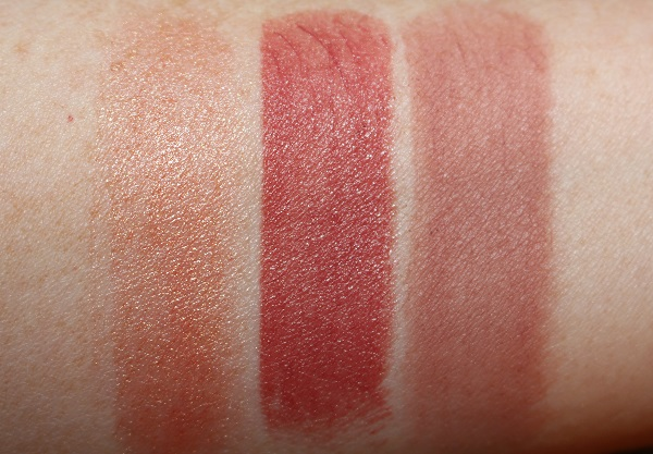 NARS Lips Uncensored Holiday Set Swatches