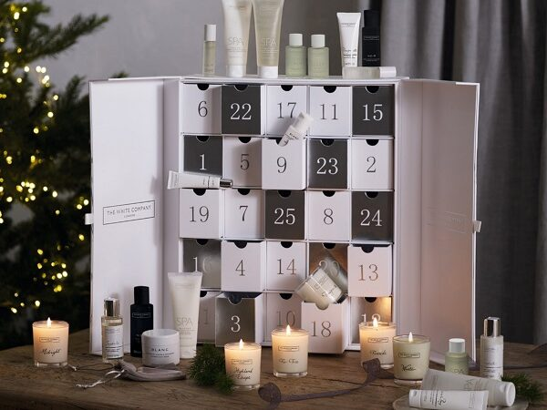 Online Christmas Calendar 2020 The White Company Advent Calendar 2020   ONLINE NOW
