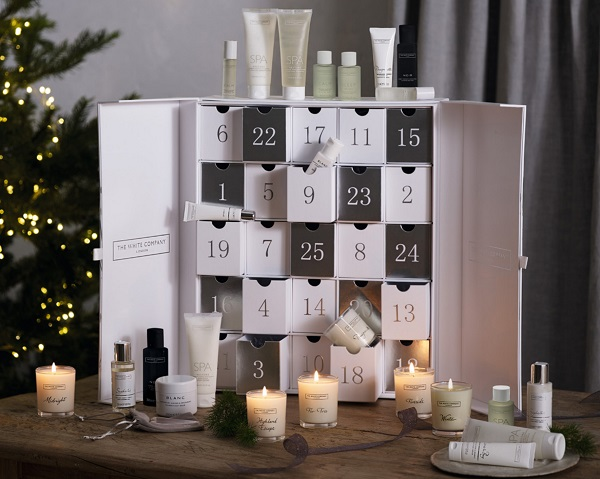The White Company Advent Calendar 2020