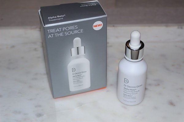 Top 10 Beauty Products January 2020 - Dr Dennis Gross Alpha Beta Pore Perfecting & Refining Serum