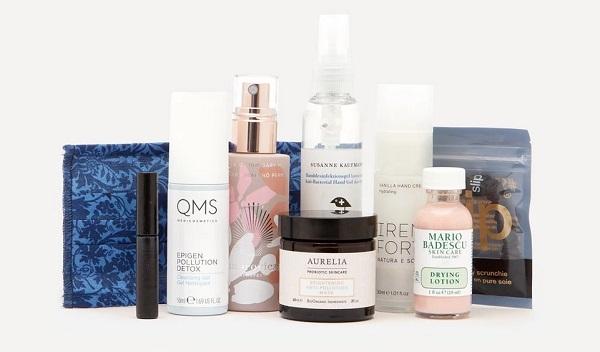 Liberty Beauty Saving Face Beauty Kit