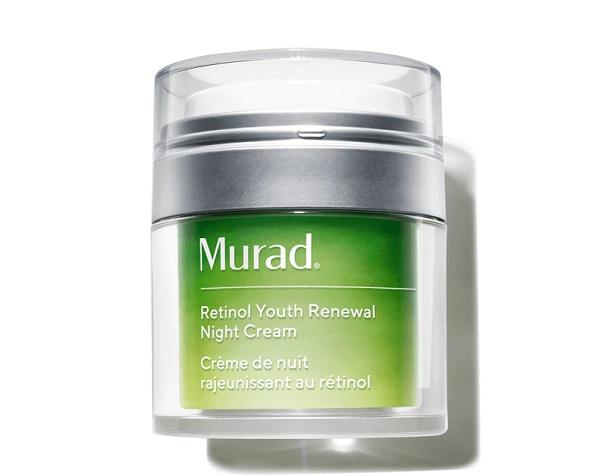 Murad Retinol Youth Renewal Night Cream - best night cream 2021