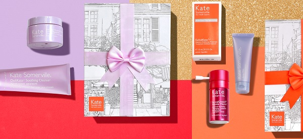 Best Christmas Beauty Gift Sets 2020 - Kate Somerville