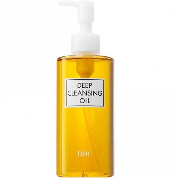Best Skincare Products for 2021 DHC Cleansing Oil