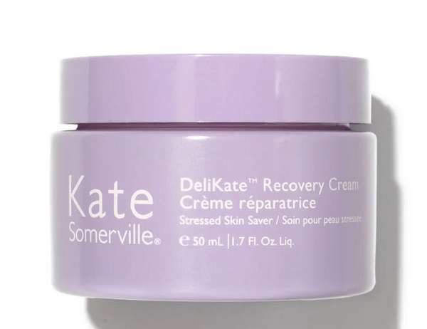 Kate Somerville DeliKate Recovery Cream - best skincare products - face cream 2021