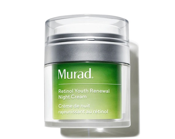 Murad Retinol Youth Renewal Night Cream - best night cream 2021