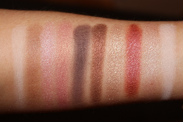 By Terry VIP Expert Palette 2020 Paris Mon Amour Swatches
