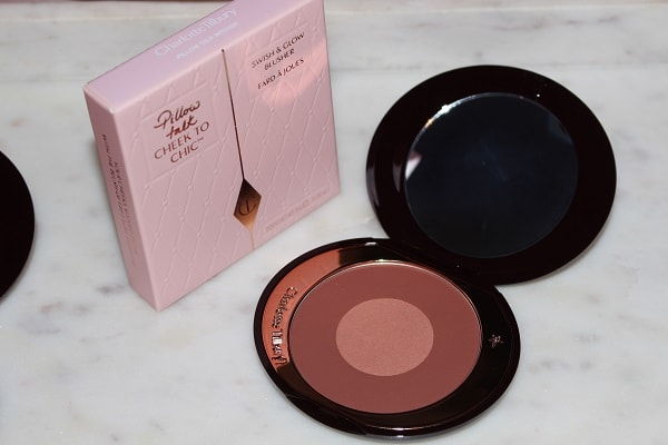 New Pillow Talk Intense Cheek to Chic Blusher