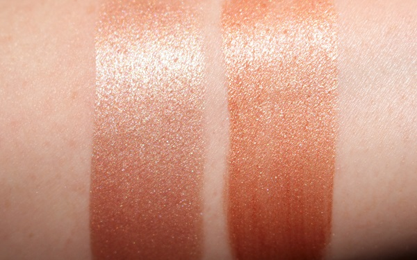 Pillow Talk Beauty Light Wands in Pillow Talk and Pillow Talk Medium Swatches
