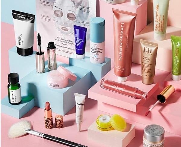 Cult Beauty Goody Bag 2020