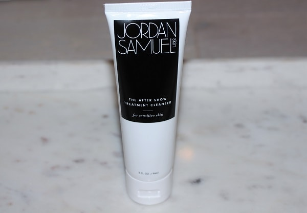 Top 10 Beauty Products February 2020 - Jordan Samuel Skin The After Show Treatment Cleanser Sensitive Skin