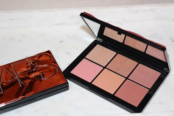 Top 10 Beauty Products February 2020 - NARS Overlust Cheek Palette