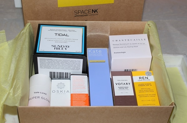 Space NK X Caroline Hirons Beauty Box 2020