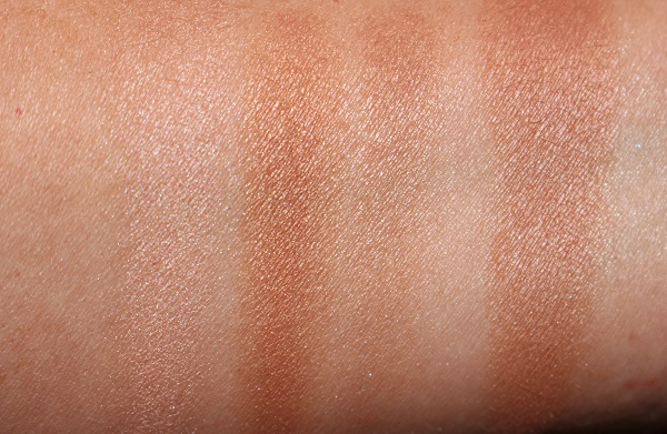 Too Faced Sun Puppy Bronze Swatches