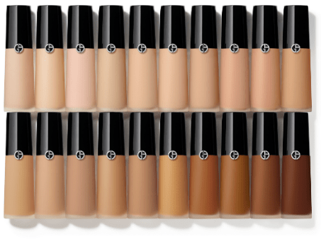 Armani Luminous Silk Multi Purpose Glow Concealer Shades