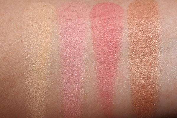 By Terry Summer 2020 Brightening CC Palette Swatches