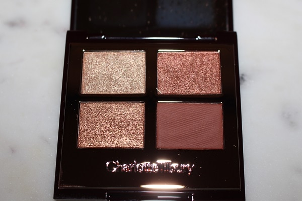 Charlotte Tilbury Copper Charge Luxury Eye Palette