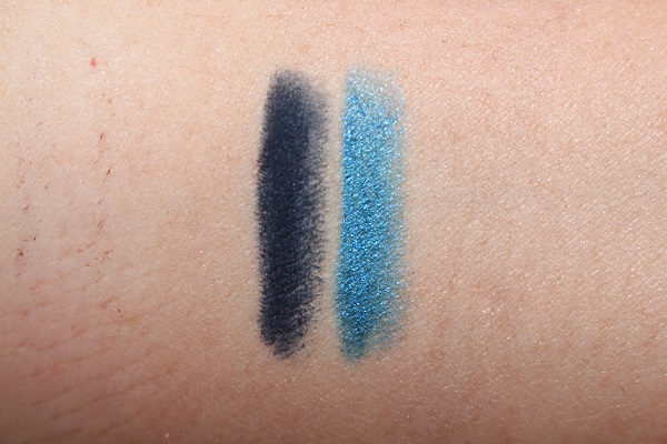 Charlotte Tilbury Super Blue Eye Colour Magic Liner Duo Swatches