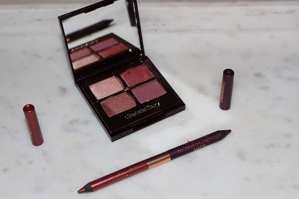 Charlotte Tilbury Mesmerising Maroon Palette & Eye Colour Magic Liner Duo