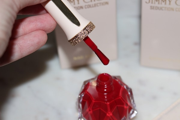 Jimmy Choo Nail Polish - Hollywood Red