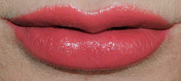 Jimmy Choo Tender Pink Lipstick Swatch