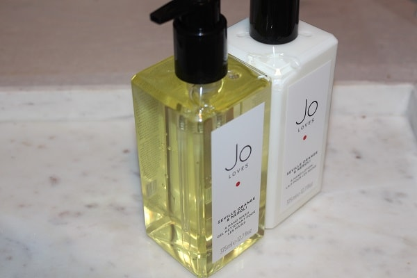 Jo Loves Seville Orange & Neroli Hand Wash & Lotion