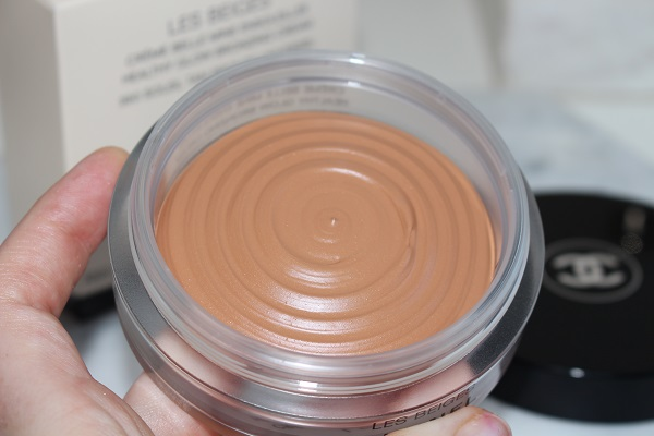 Chanel Les Beiges Healthy Glow Bronzing Cream